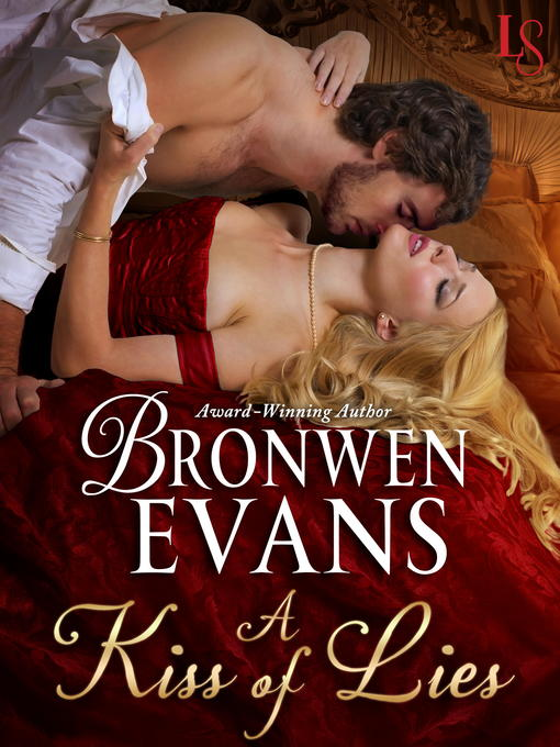 Title details for A Kiss of Lies by Bronwen Evans - Wait list