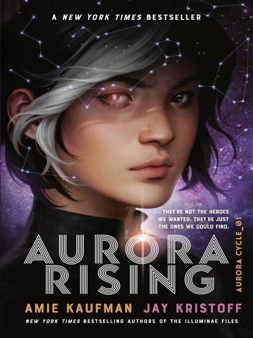 Title details for Aurora Rising by Amie Kaufman - Available