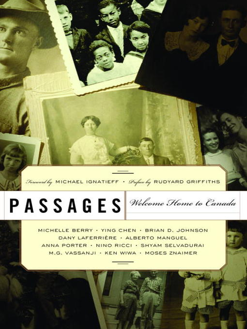 Cover of Passages