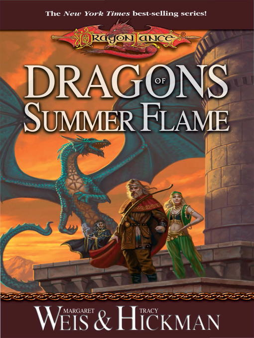 Cover of Dragons of Summer Flame