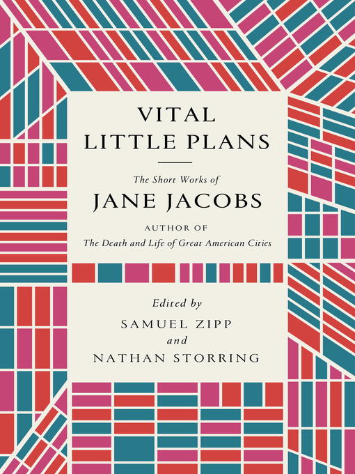 Title details for Vital Little Plans by Jane Jacobs - Available