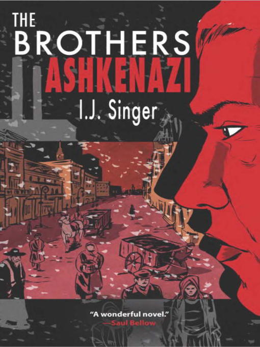 Cover of The Brothers Ashkenazi