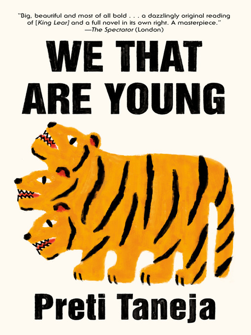 Cover of We That Are Young