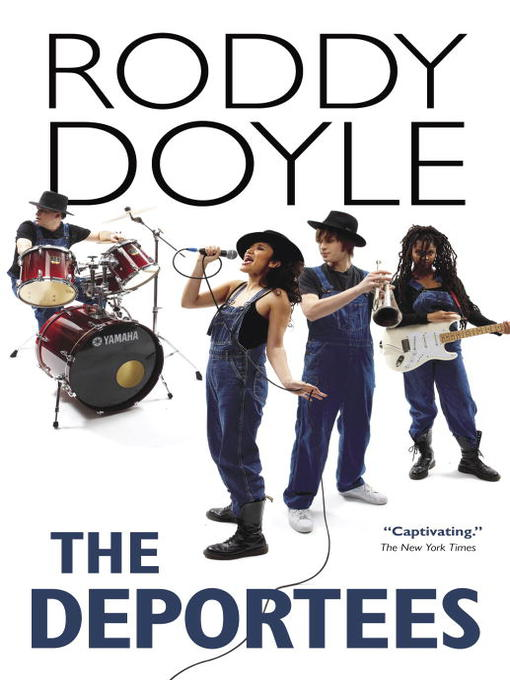 Title details for The Deportees by Roddy Doyle - Available