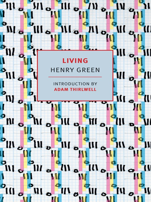 Title details for Living by Henry Green - Wait list