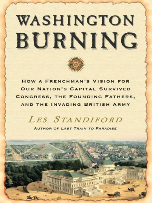Cover of Washington Burning