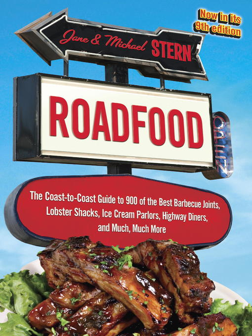 Title details for Roadfood by Jane Stern - Wait list