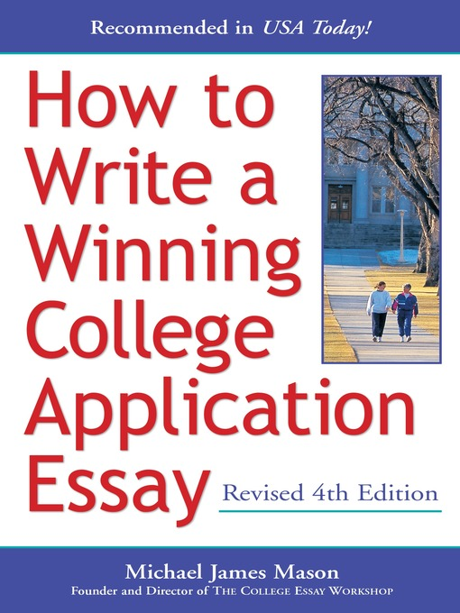 how to write a successful college essay Ten steps for writing an essay rather than worrying about an essay for weeks, suggest to your child to read through these 10 points  write the essay conclusion.