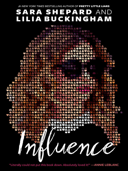 Title details for Influence by Sara Shepard - Available