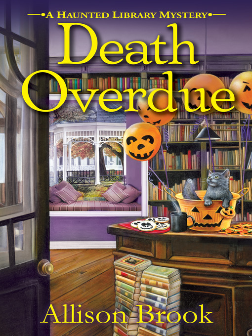 Title details for Death Overdue by Allison Brook - Available
