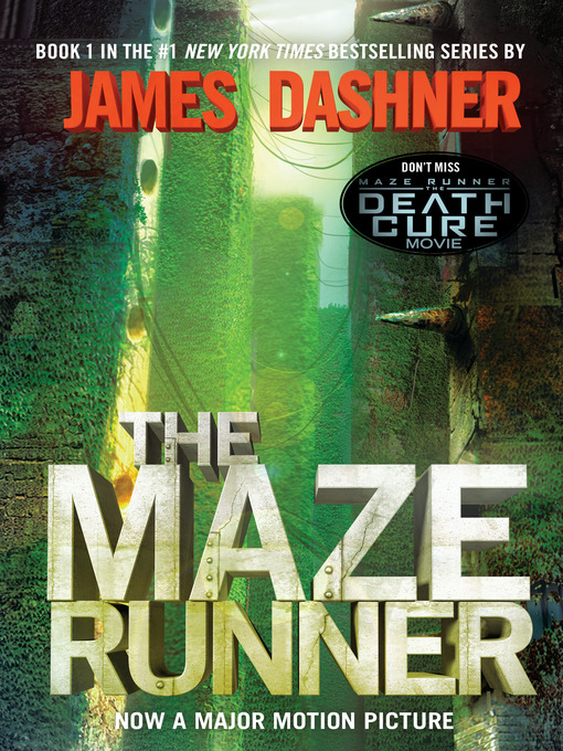 Title details for The Maze Runner by James Dashner - Wait list