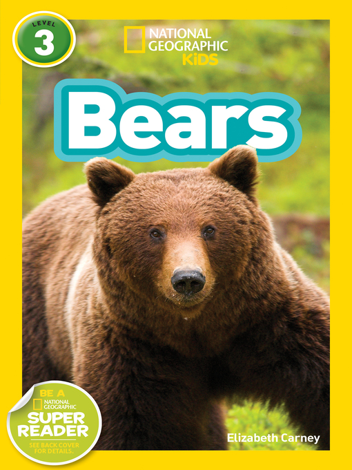 Title details for Bears by National Geographic Kids - Available