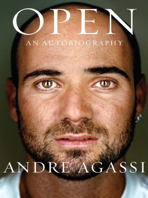 Title details for Open by Andre Agassi - Available