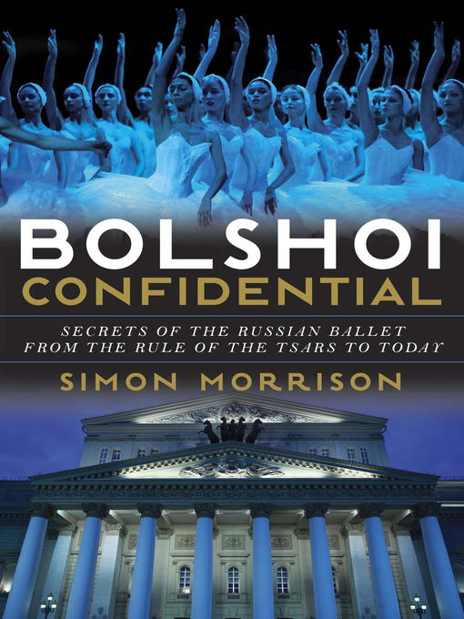 Cover of Bolshoi Confidential
