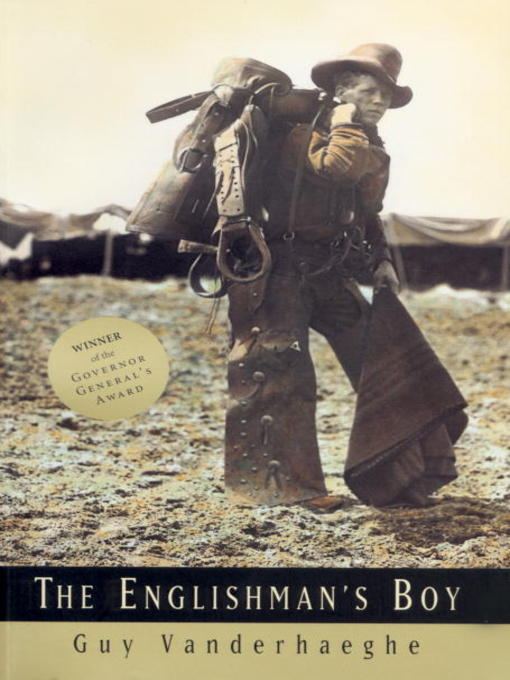 Title details for The Englishman's Boy by Guy Vanderhaeghe - Available