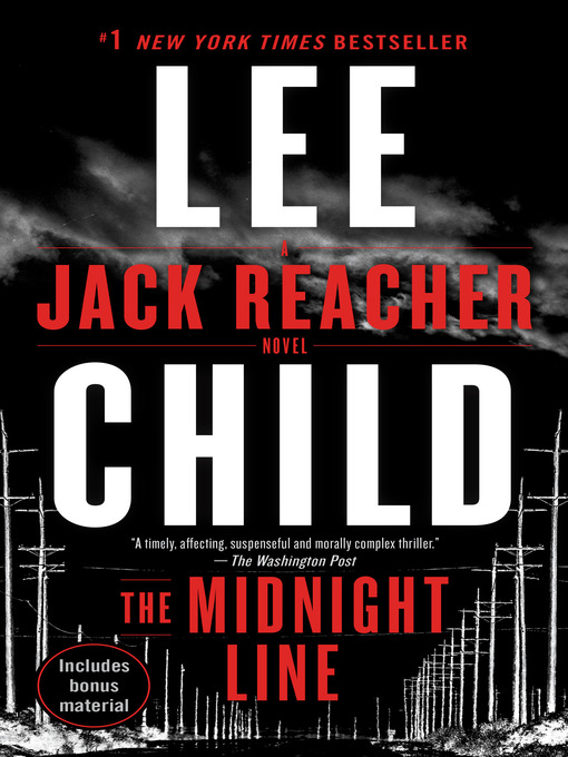 Title details for The Midnight Line by Lee Child - Available