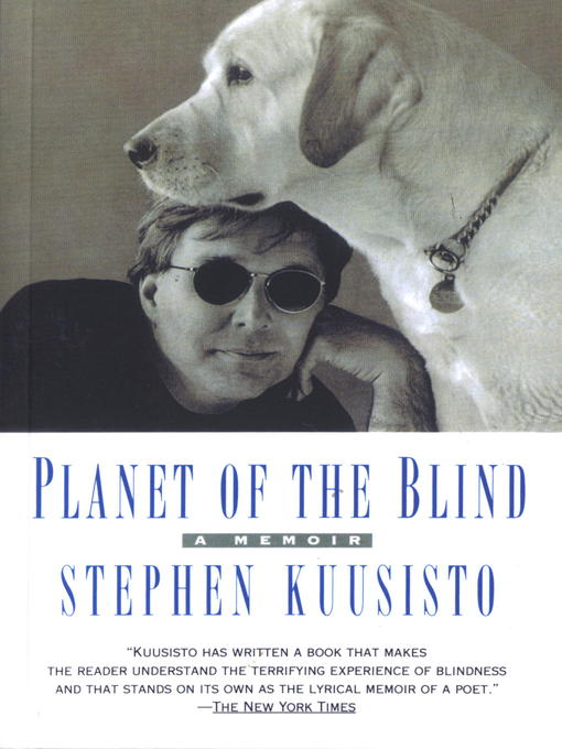 book review of planet of the blind