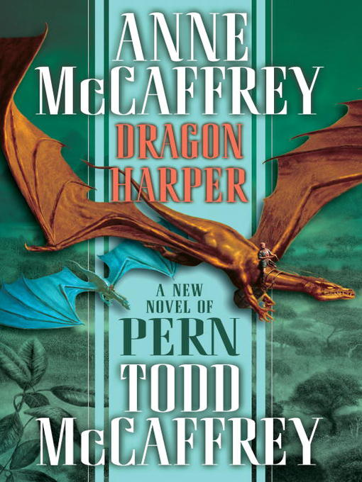Title details for Dragon Harper by Anne McCaffrey - Wait list