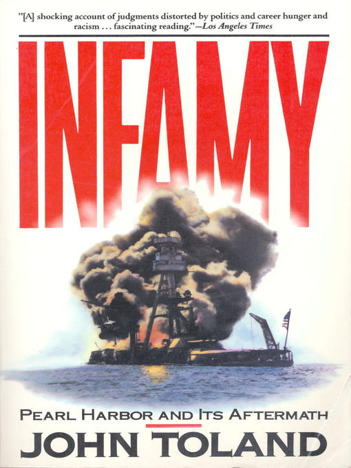 Title details for Infamy by John Toland - Available