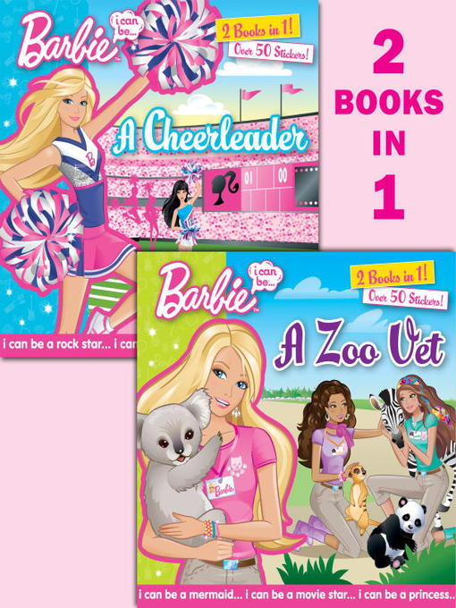 Title details for I Can Be...A Zoo Vet/I Can Be...A Cheerleader by Random House - Available