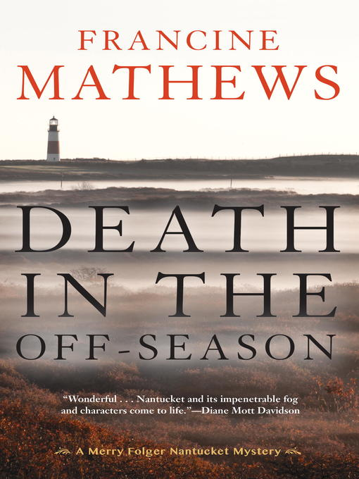 Title details for Death in the Off-Season by Francine Mathews - Available