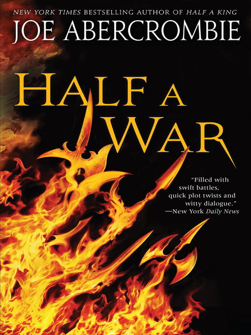 Title details for Half a War by Joe Abercrombie - Available