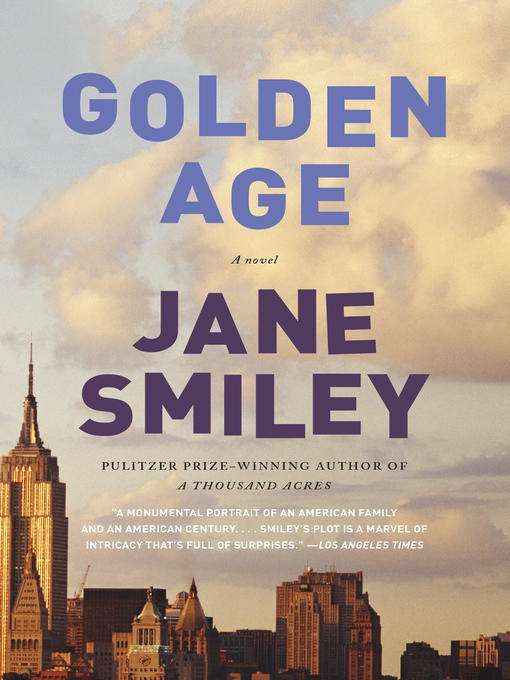 Title details for Golden Age by Jane Smiley - Available