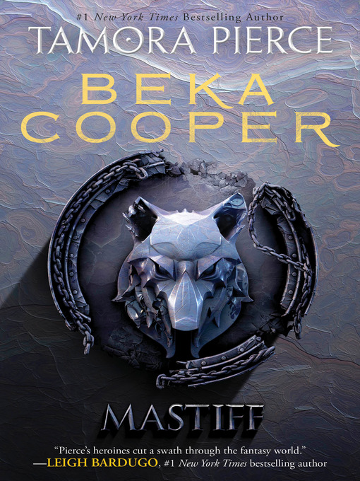 Title details for Mastiff by Tamora Pierce - Available