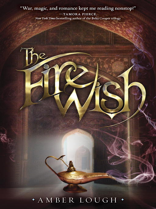 Title details for The Fire Wish by Amber Lough - Available