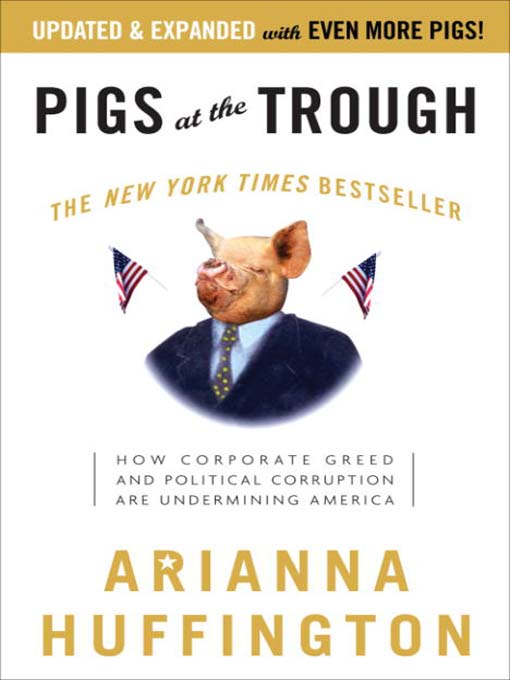 Cover of Pigs at the Trough