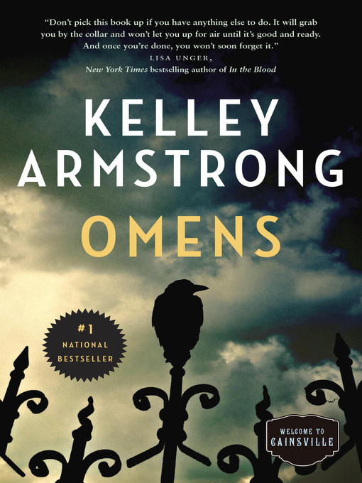 Title details for Omens by Kelley Armstrong - Available