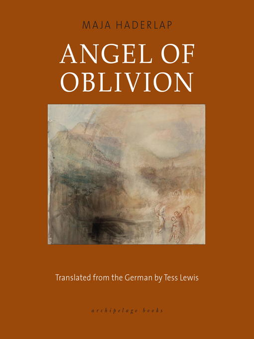Title details for Angel of Oblivion by Maja Haderlap - Available