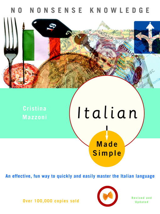 Title details for Italian Made Simple by Cristina Mazzoni - Available