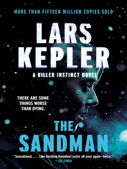 Title details for The Sandman by Lars Kepler - Available