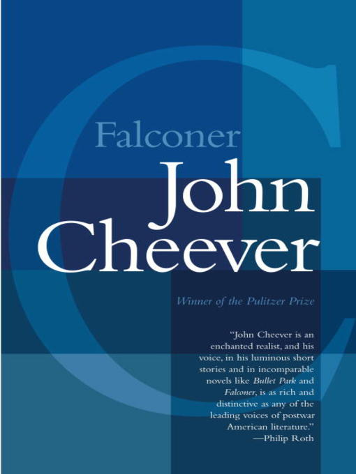 Title details for Falconer by John Cheever - Available