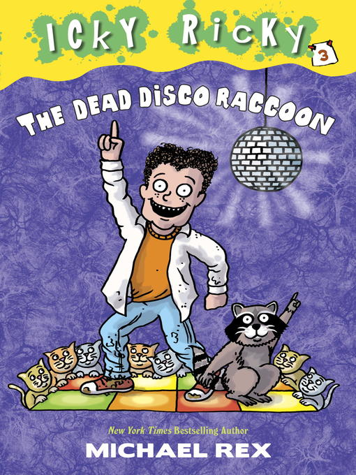 Title details for The Dead Disco Raccoon by Michael Rex - Available