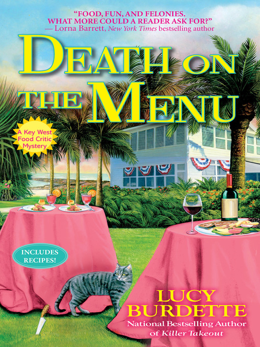 Title details for Death on the Menu by Lucy Burdette - Available