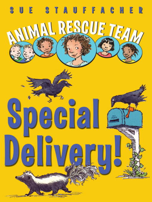 Title details for Special Delivery! by Sue Stauffacher - Available