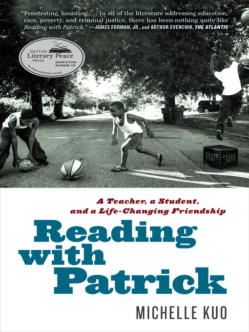 Cover art for Reading with Patrick by Michelle Kuo