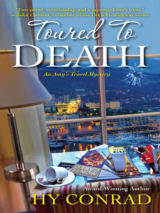 Title details for Toured to Death by Hy Conrad - Wait list