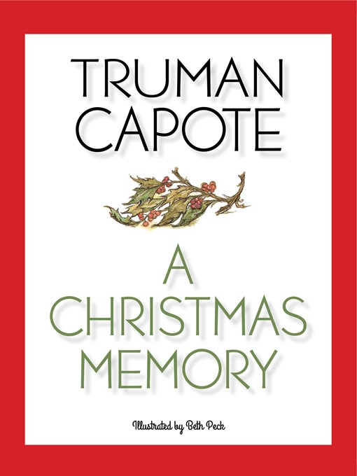 Title details for A Christmas Memory by Truman Capote - Available