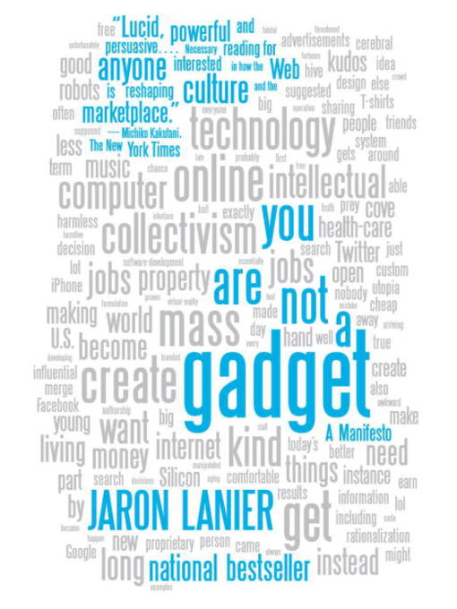 Title details for You Are Not A Gadget by Jaron Lanier - Available