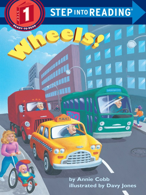 Cover of Wheels!