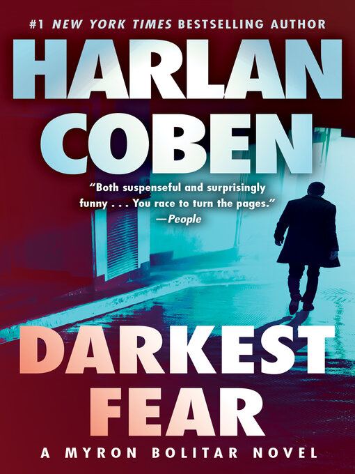 Title details for Darkest Fear by Harlan Coben - Available