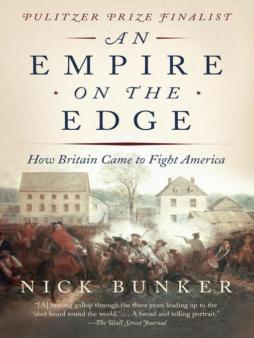 Title details for An Empire on the Edge by Nick Bunker - Wait list
