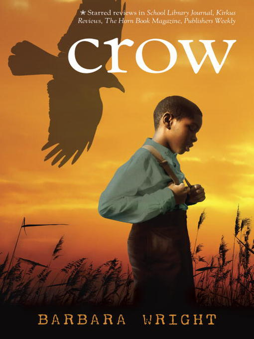 Title details for Crow by Barbara Wright - Wait list