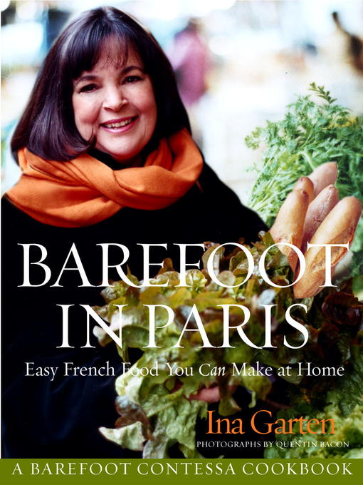 Title details for Barefoot in Paris by Ina Garten - Wait list