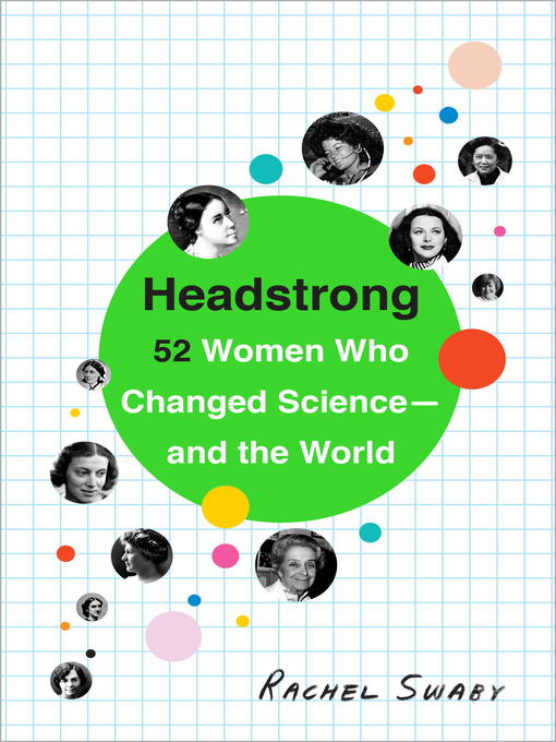 Title details for Headstrong by Rachel Swaby - Wait list