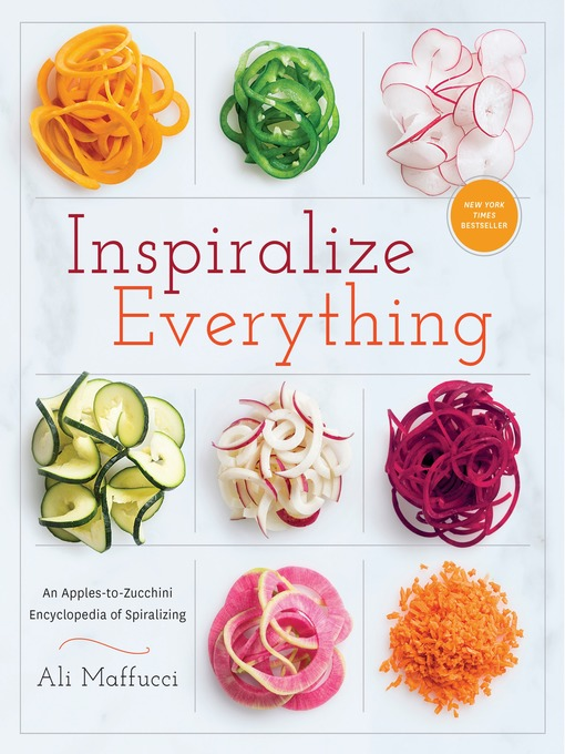 Title details for Inspiralize Everything by Ali Maffucci - Wait list