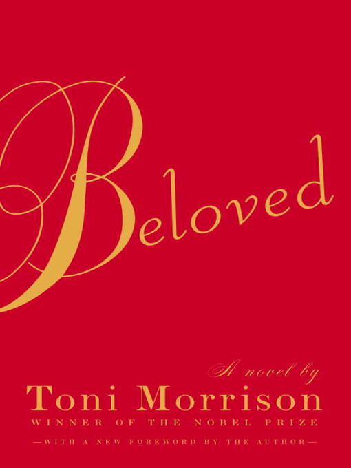 Cover image for book: Beloved
